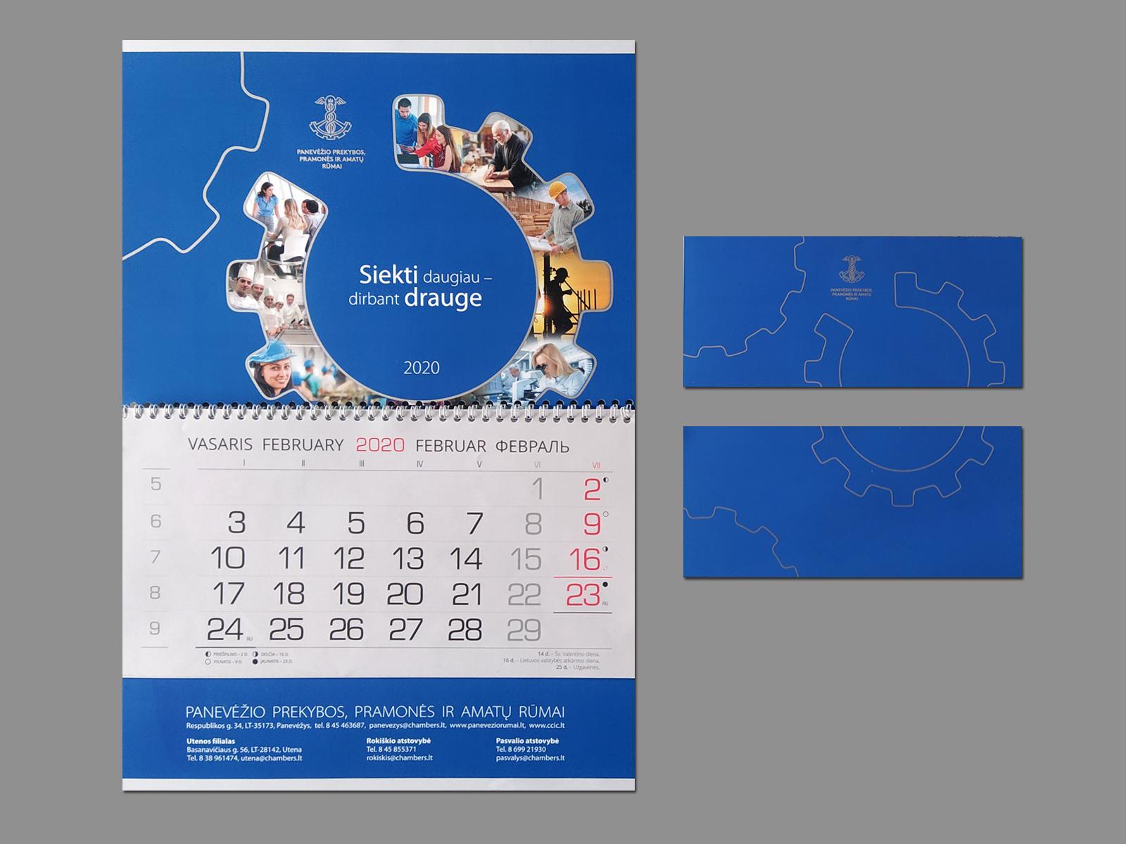 Kalendorius 8