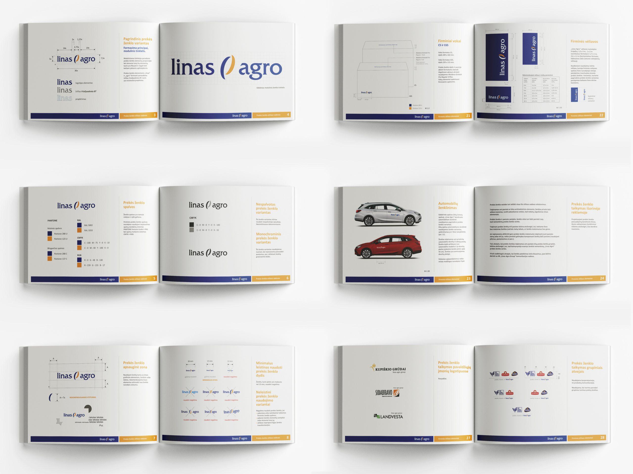 Brandbook Linas Agro